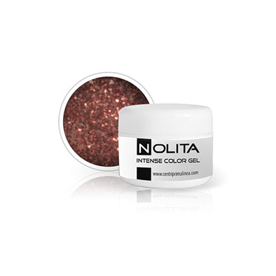 Nolita Intensive Color Gel - Glitter Bronze 04