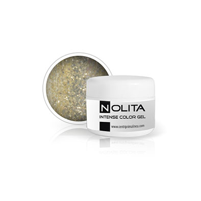 Nolita Intensive Color Gel - Glitter Champagne 02