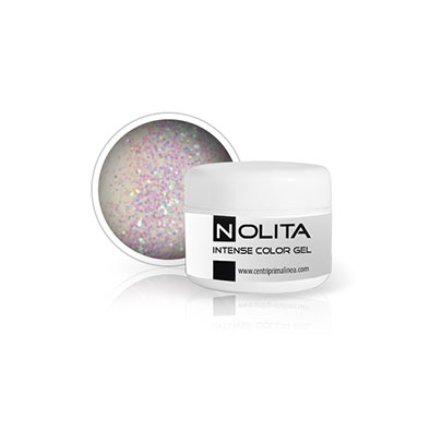 Nolita Intensive Color Gel - Glitter Crystal 06