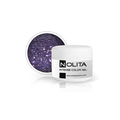Nolita Intensive Color Gel - Glitter Glicine 09