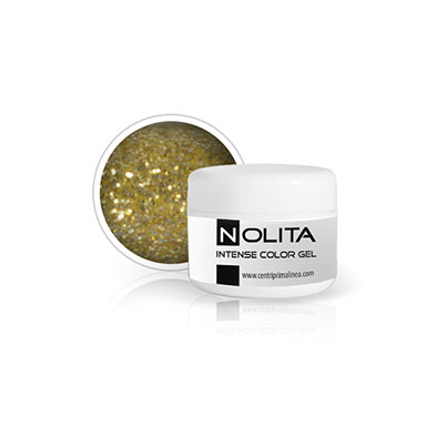 Nolita Intensive Color Gel - Glitter Gold 03